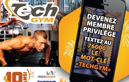 Nouvelles Tech Gym
